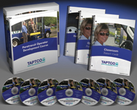 TAPTCO Paratransit Operator Development Course Box | CDL Class A