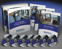 TAPTCO Transit Operator Development Course Box | CDL Exam