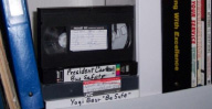 """We still use 15 year old VHS tapes, but we have had them converted to DVDs"""